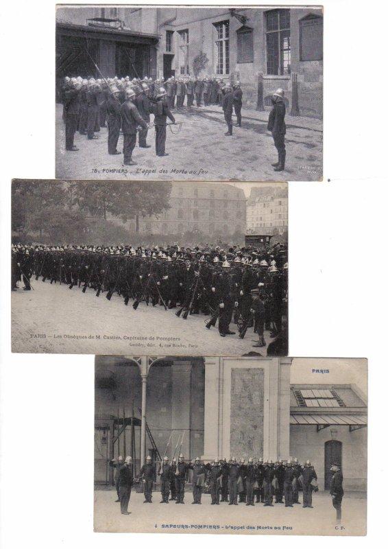 Sapeurs Pompiers de Paris 3