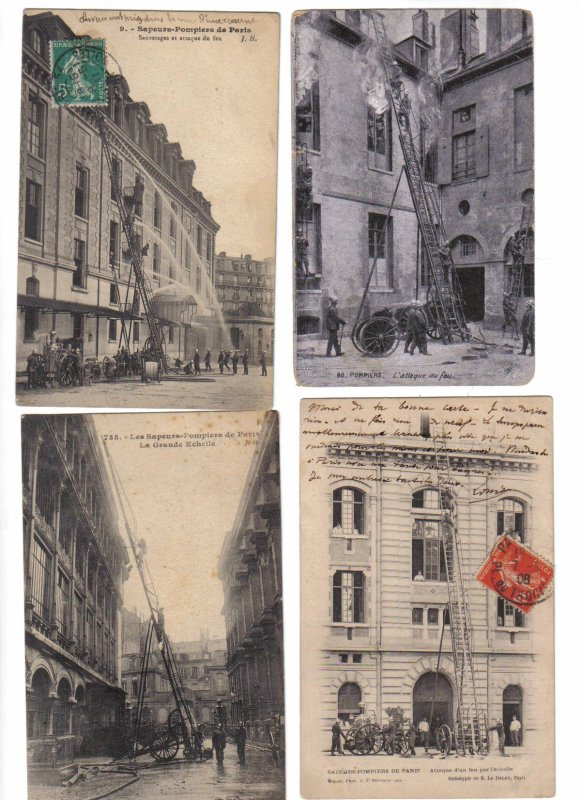 cartes postales Paris