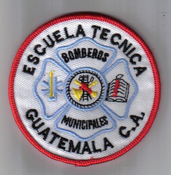 Ecussons Guatemala