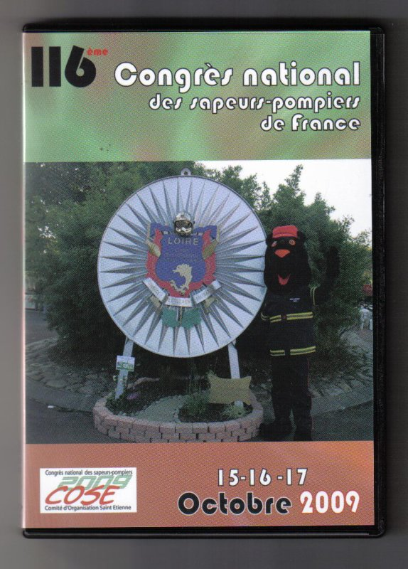 congres national   dvd