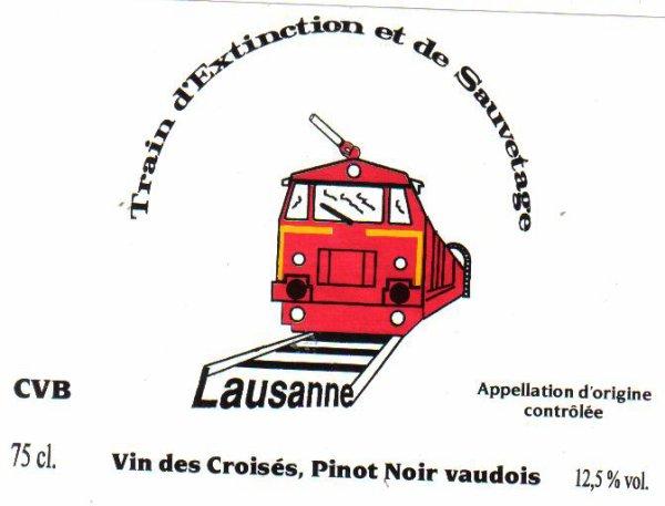 ecusson des pompiers du rail  + doc 2007