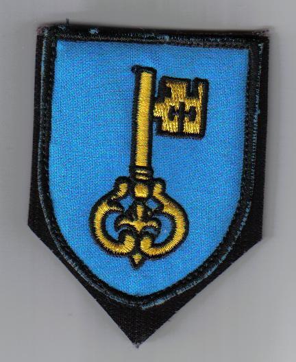 Ancien ecusson de la commune d Giez  pres d'Yverdon