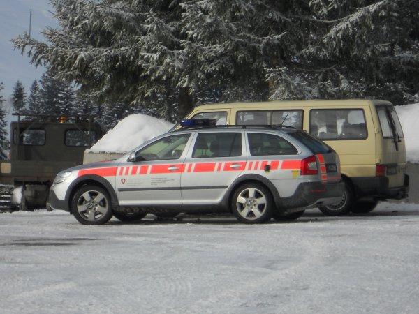 accident moto neige  la lecherette  VD avec REGA