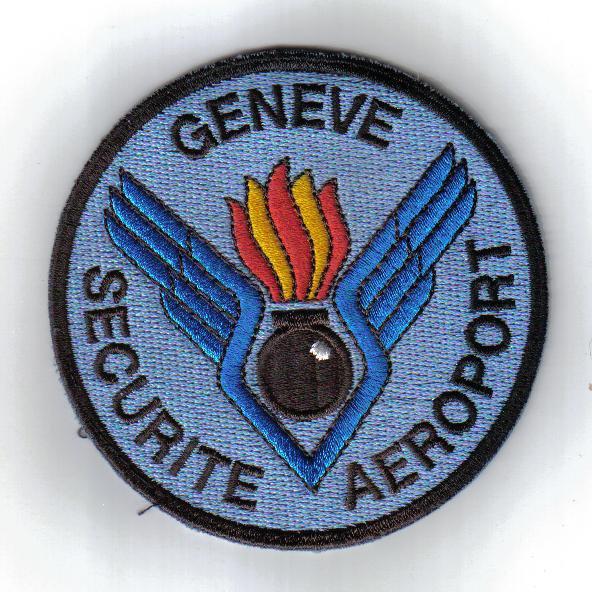 ecusson SSA Geneve