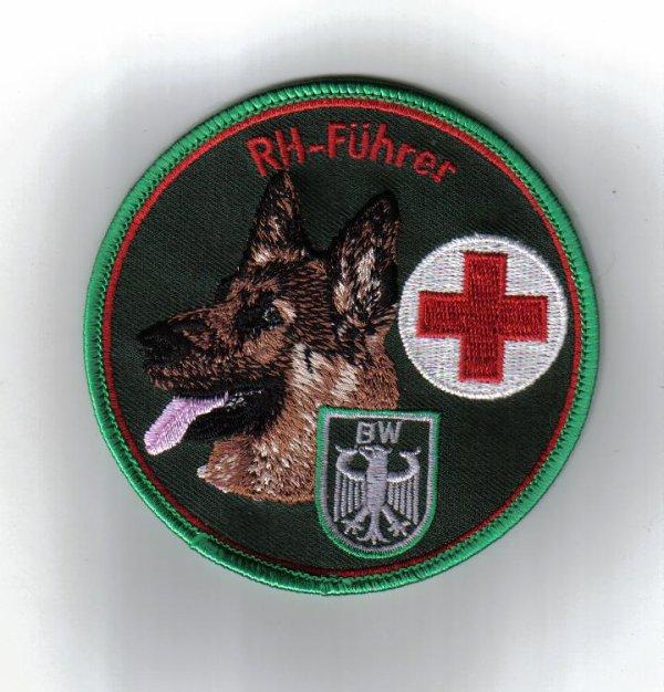ecusson Bundeswehr rettungshunde