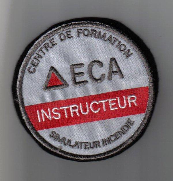 ecusson ECA