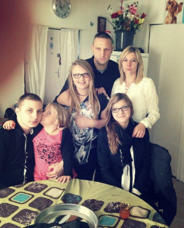 La familia ! <3