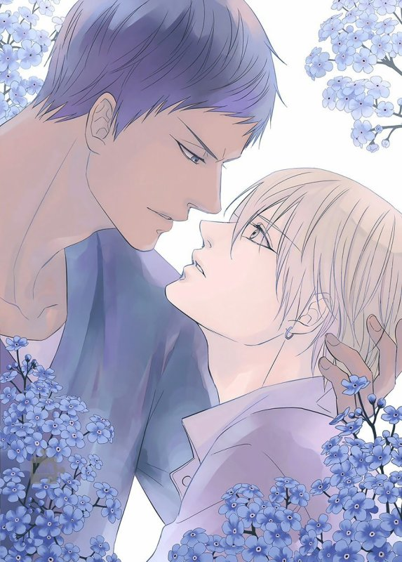 Nothing on you, doujinshi AoKise (KnB) : Partie 1