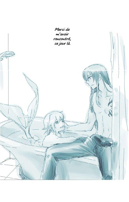 Doujinshi DGM : Kanda and Mermaid (Yullen) [partie 4]