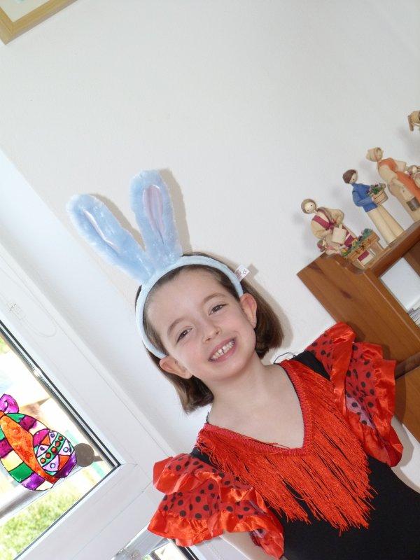 Petits lapins de Pâques !