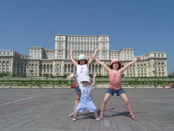 Rentrés de Roumanie !!!