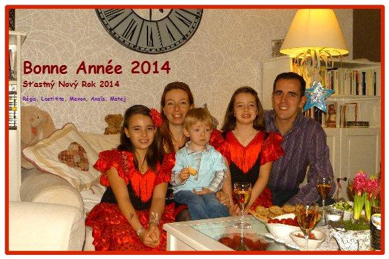Bonne année 2014 / Retour sur la fin 2013....