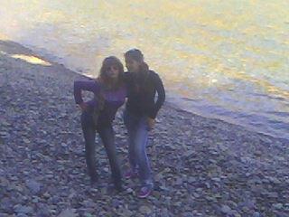 Clarisse & moi <3