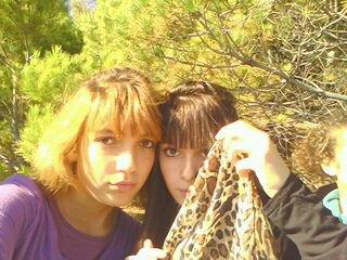mélina & moi