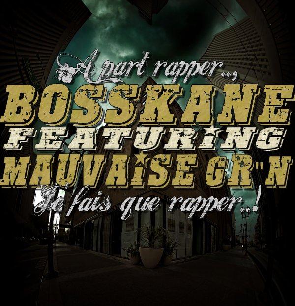 MARS 2013 / Net-Tape Vol.2 de BossKane !!