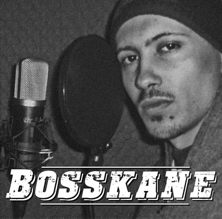 #BossKane en Studio