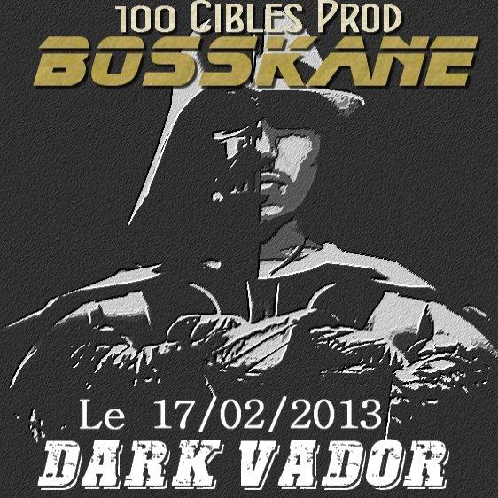 Inédit / BossKane - Dark Vador (2013)
