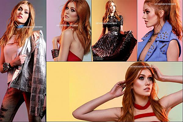 • Couverture du mois de Mars de « Modeliste Magazine » !