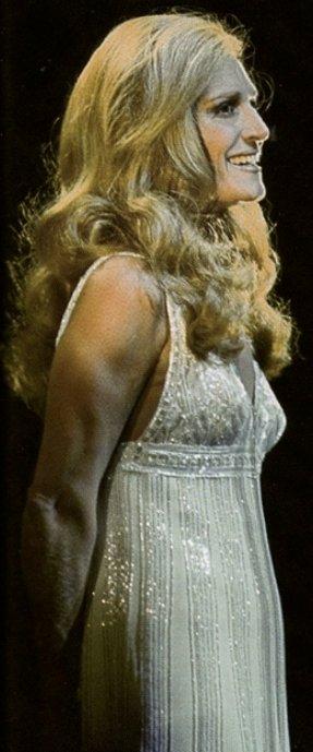 Dalida, l'amour de la scène