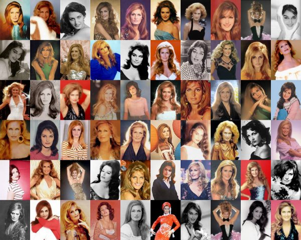 "Page Facebook ""The true Dalida"""