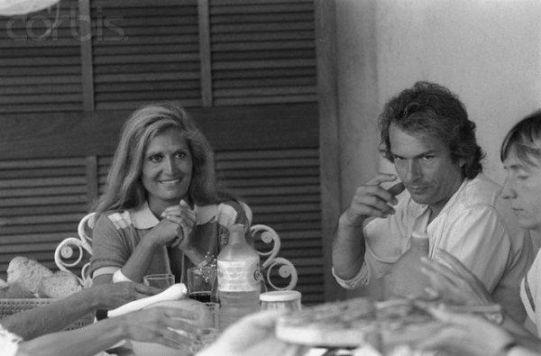 Dalida, Richard, La Corse