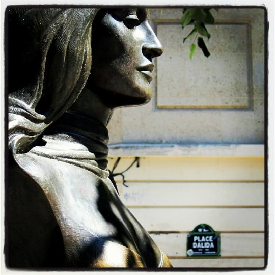 Voir Dalida à Paris