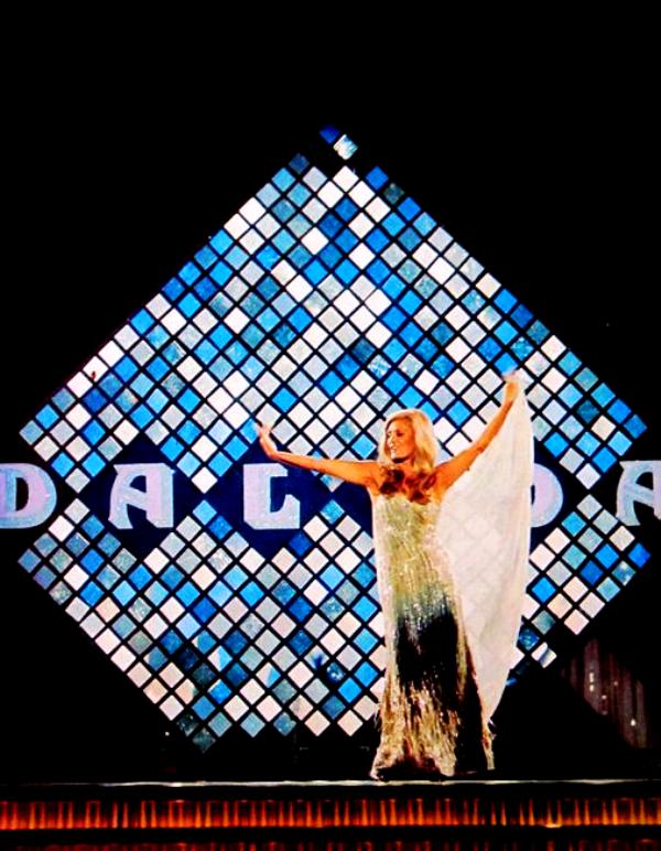 Dalida en Allemagne - 1978