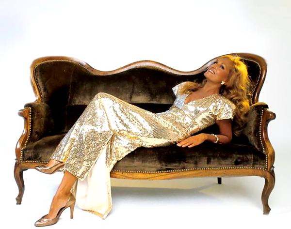 Dalida... Star absolue en 1982