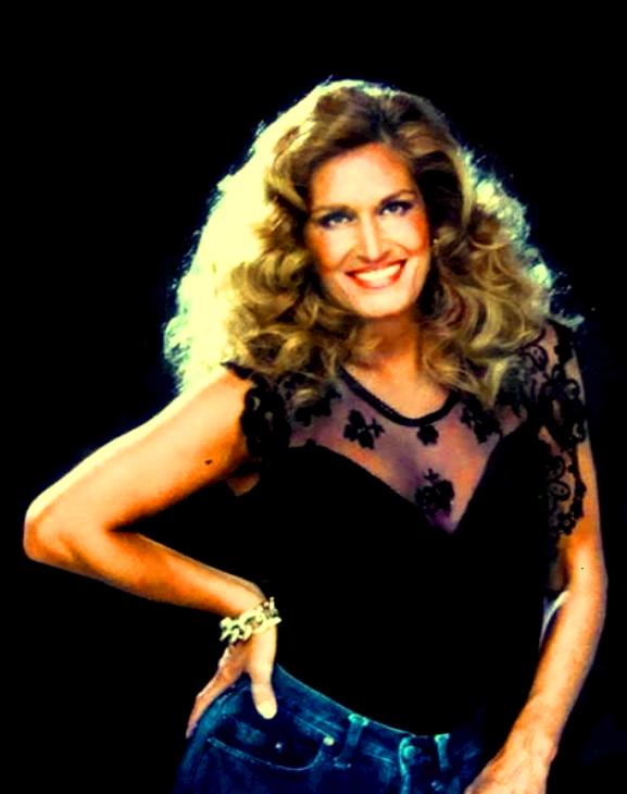 Dalida, la beauté des années 80