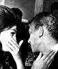 Dalida et Lucien Morisse - La victoire de L'Olympia 1961