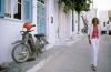 Dalida en vacances en Crète - 1980