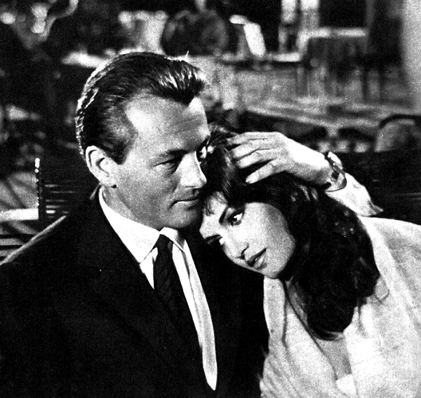 """Dalida dans """"Parlez-moi d'amour"""" - 1961"""