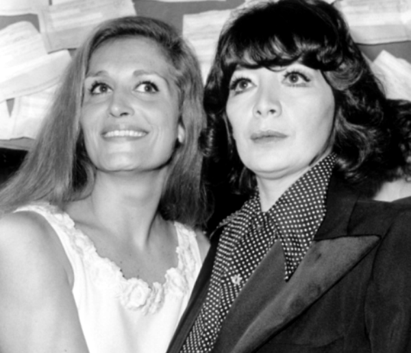 Dalida et Juliette Gréco - Olympia 1971