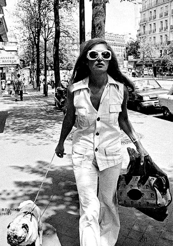 Dalida en 1976
