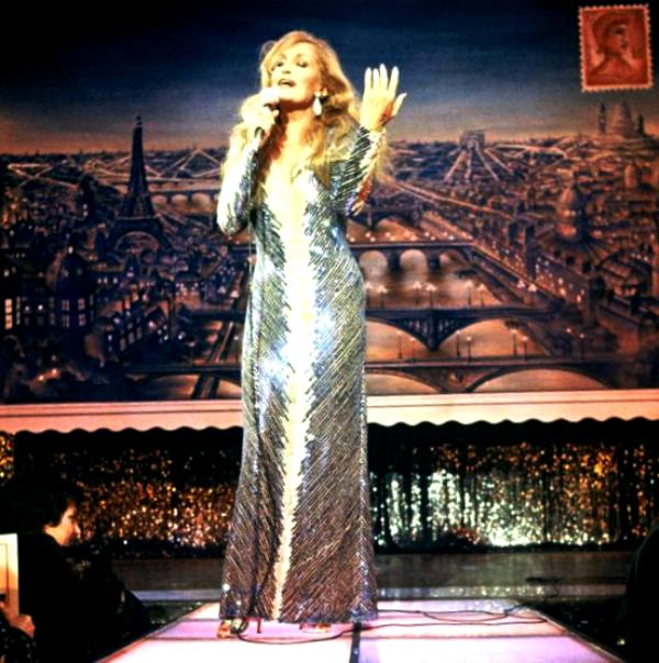 Dalida en 1983