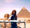 Dalida en Egypte - 1976