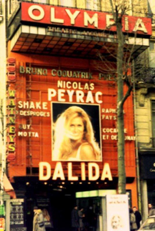 Dalida - Olympia 1977