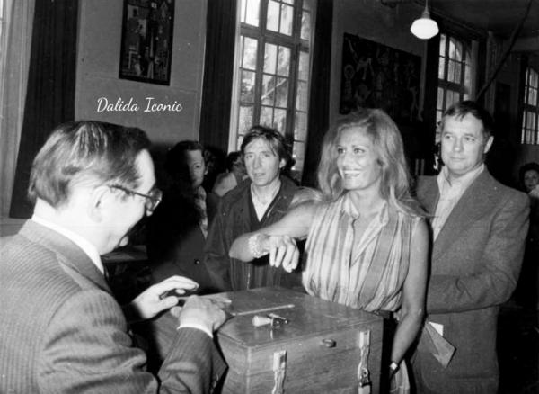 Dalida vote