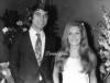Dalida et François Cevert à L'Olympia en 1971.
