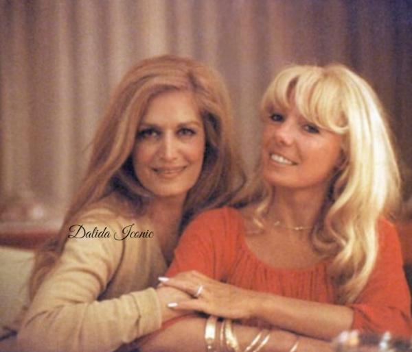 Dalida & Jacqueline Pitchal