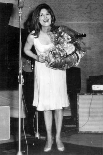 Dalida c. 1964/1965