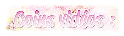 Le retour des extensions,OPI,coin vidéos,films vus récemment.