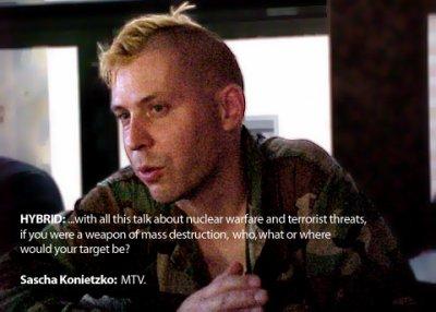 KMFDM ATTAK interview w/ Sascha Konietzko