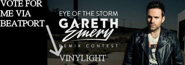 Gareth Emery - Eye Of The Storm (Vinylight Remix)