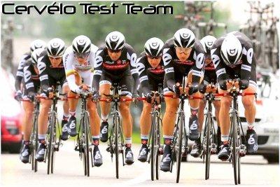 Cervélo (les 9 meilleurs coureurs)