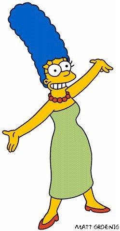 Marjorie Simpson (dit Marge)