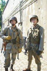 """mon uniforme 506th avec un ami (speedfire) en """"2ème Rangers"""""""
