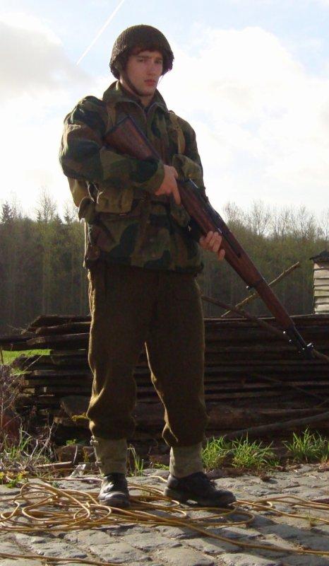 uniforme para british ww2 (Pégasus-Bridge)