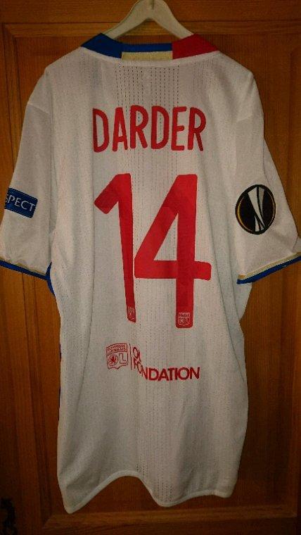 Maillot porté Darder
