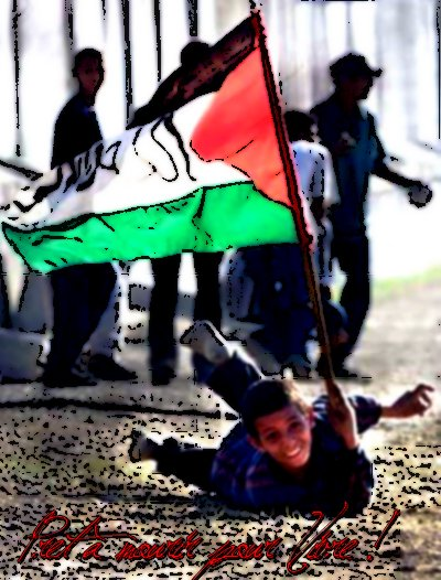 Palestine .. Tomorow will be FREE !